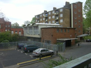 The Glasshouse Community Centre on Parkview Estate